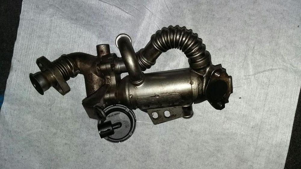 Răcitor gaze Renault Master 2.5