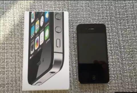Iphone 4s 16 gb em bom estado aprovente