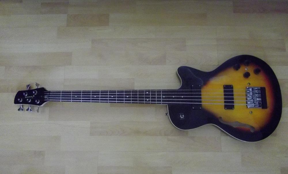 vand chitara bass fretless