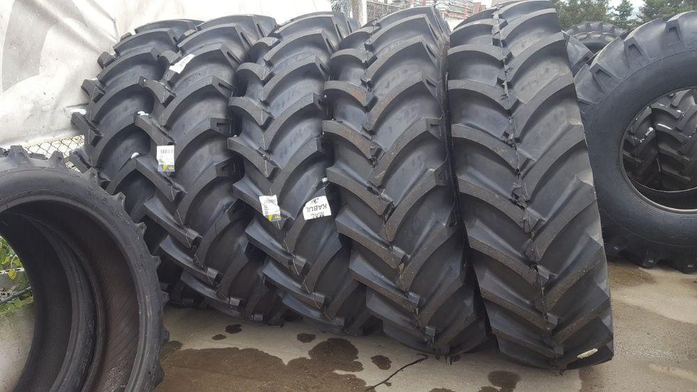 Cauciucuri noi 18.4-38 OZKA cu 10 pliuri anvelope pentru tractor spate