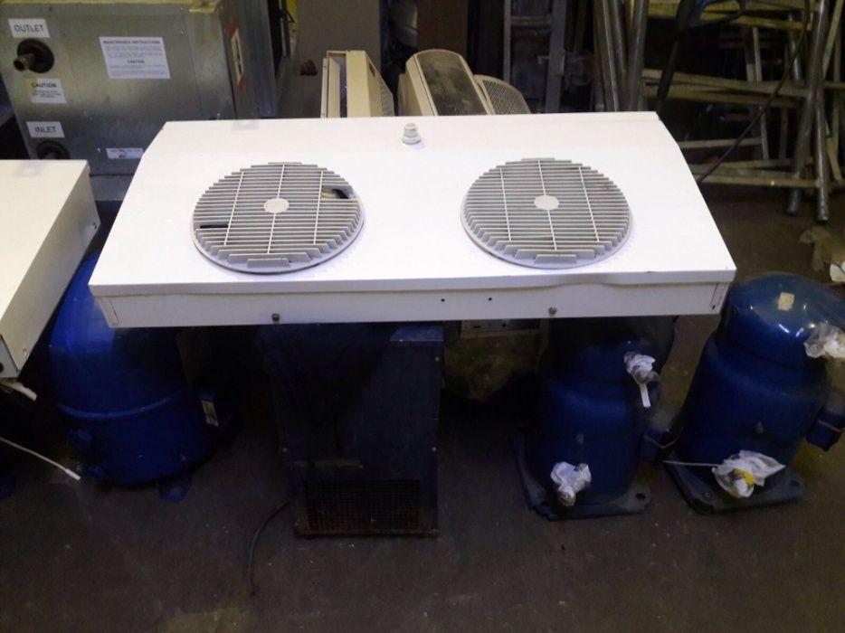 Suflanta evaporator frigorific