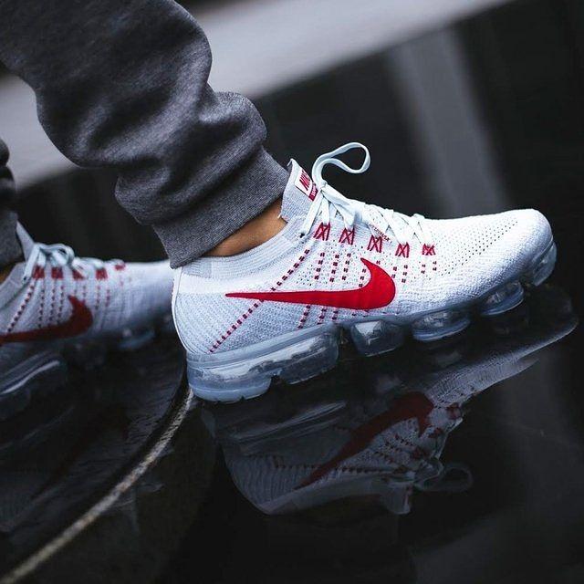 Nike vapor max i red