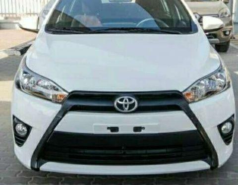 Toyota Yaris a venda