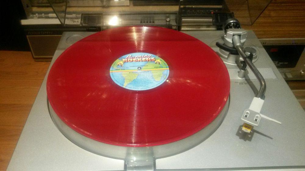 Discuri pick-up color pentru prezentare