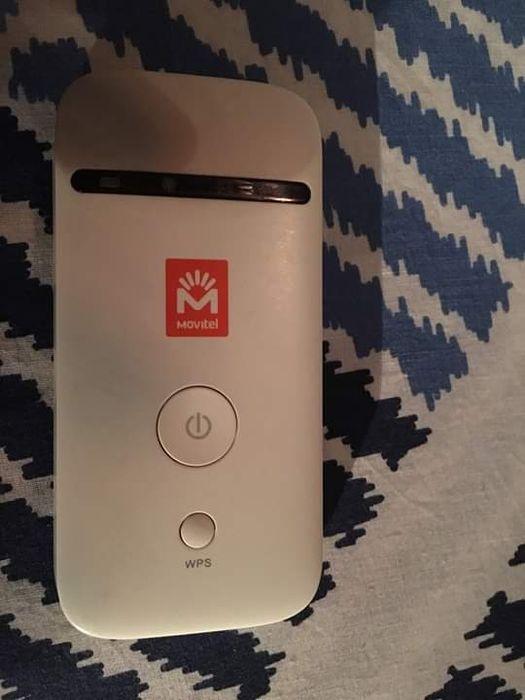 Modem Wi-Fi da Movitel