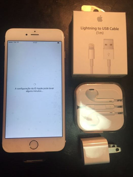 Iphone 6 Plus 64gb na caixa