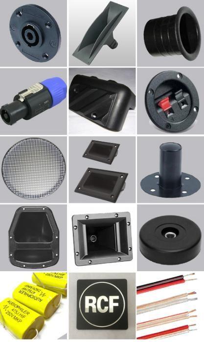 Accesorii Boxe - Incinte - Difuzoare