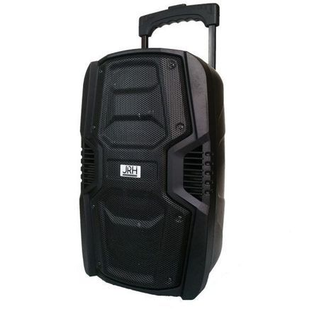 Boxa Portabila cu BT, FM, USB, MIC si Telecomanda inclus JRH 621