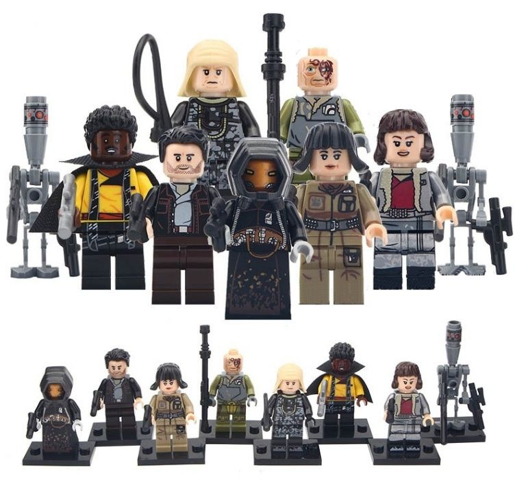 Set 8 Minifigurine tip Lego Star Wars cu IG-88