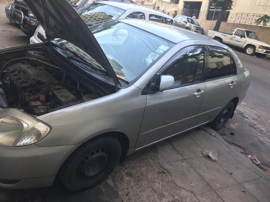 Toyota Corrola Escova