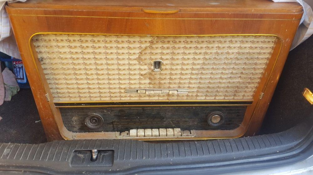 Radio pick up