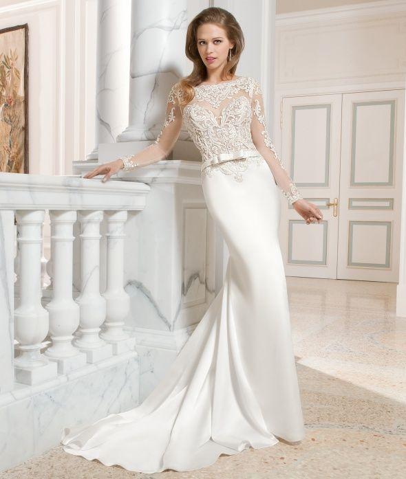 Demetrios- rochie de mireasa din gama de lux, la mai putin de jumatate