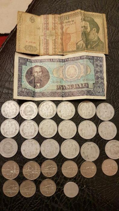 Bancnote si monede vechi