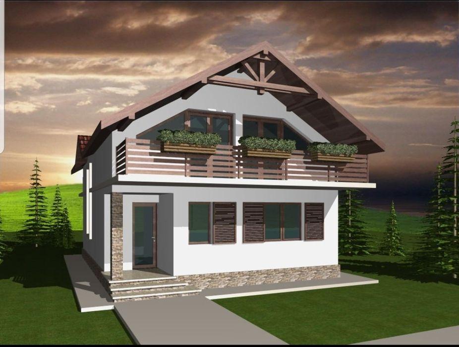 Vanzare  terenuri constructii Brasov, Zarnesti  - 23500 EURO