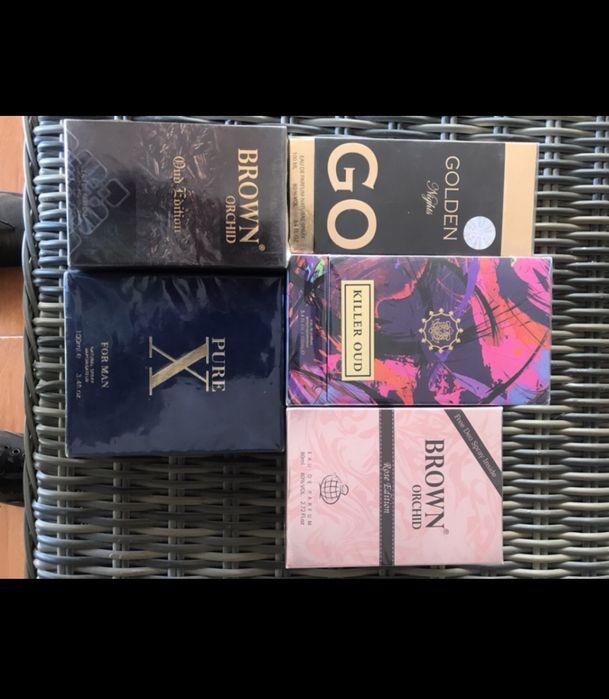 Perfumes Árabes Originais