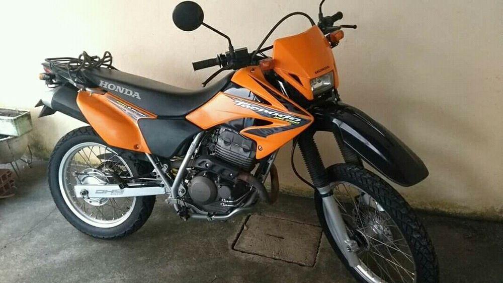 Honda xl 250 nova