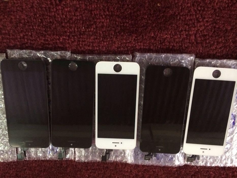 LCDs Iphone 5s, iPhone 5c, IPhone 5, SE [ Entrega e Montagem grátis ]