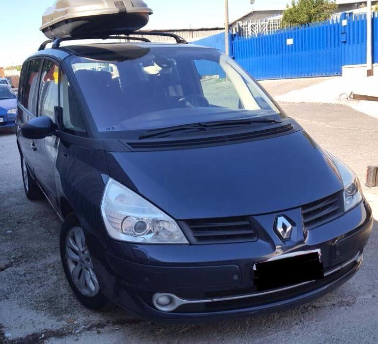 Dezmembrari Renault Espace 4 2.0 dCI 2002-2014