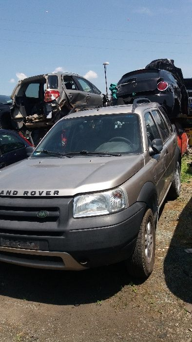 Dezmembrez Land Rover. Freelander Motor Bmw. 204 D3 , 82 kw.