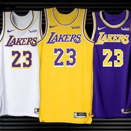 Interior do Lakers