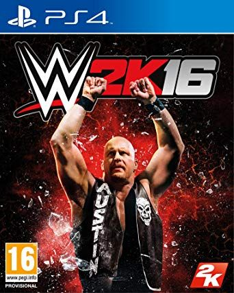 WWE 16 ps4