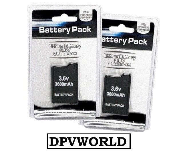 Bateria para PSP 2000/3000