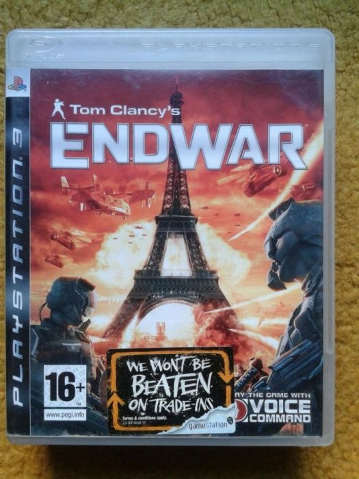 Vand joc Tom Clancy's End War - Ps3