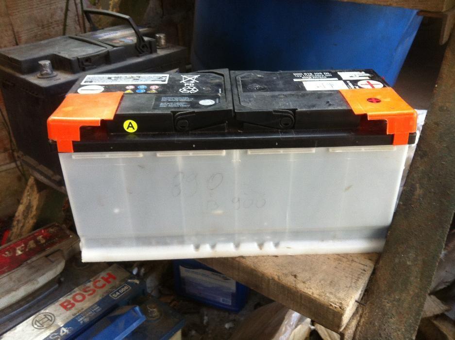акумулатор 110ач фолцваген ауди оригинален варта,гаранция