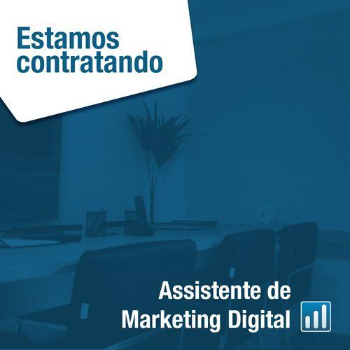 Auxiliar de Marketing Digital