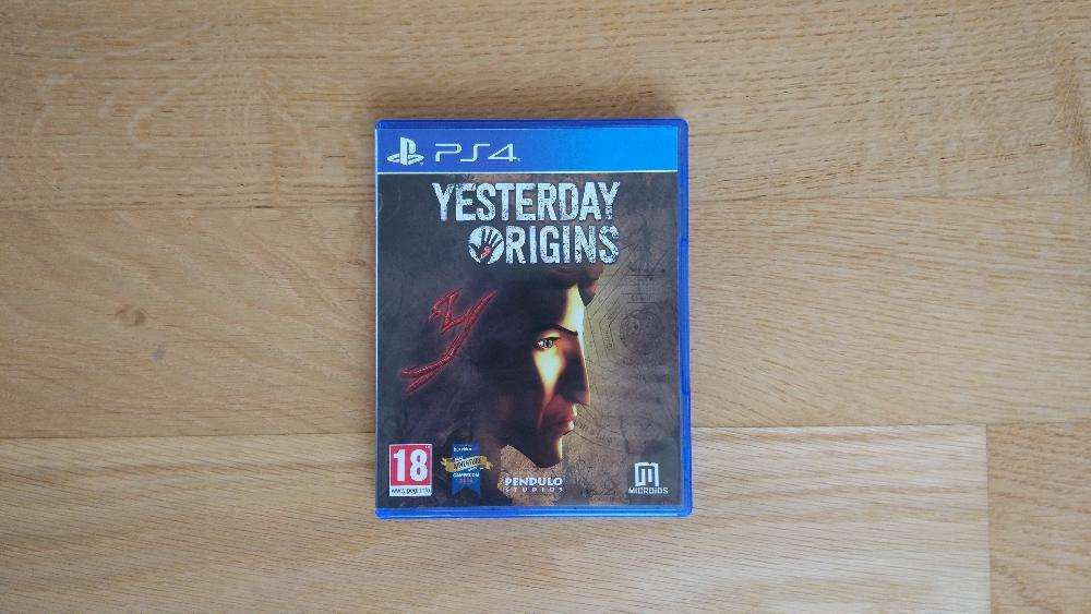 Joc Yesterday Origins PS4 PlayStation 4