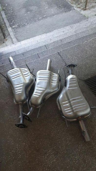 Toba finala-intermediara-saxofon Opel Astra G sau BERTONE