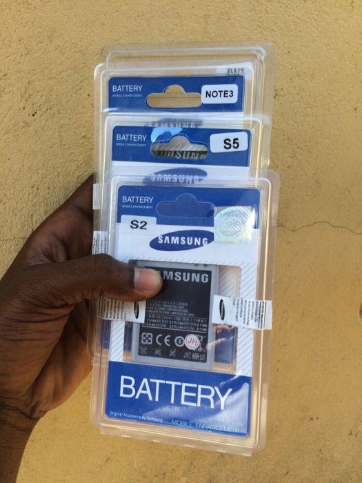 Baterias Samsung s5, note 3, note 4, s2, j3, j5, blackberry, Huawei