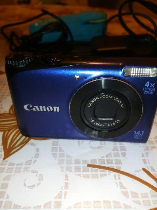 Фотоаппарат canon power shot a2200