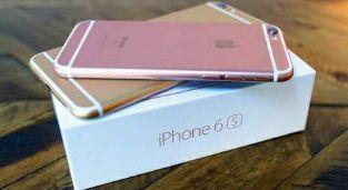 Telefone iphone 6s novo disponível