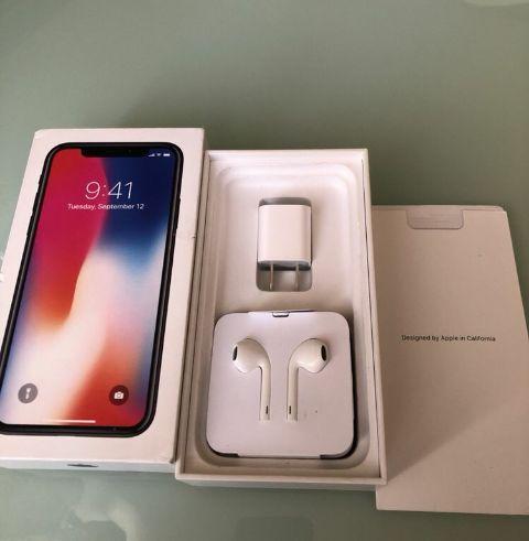 IPhone X Disponível