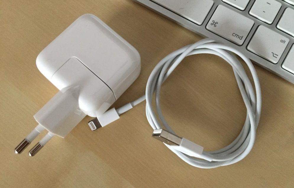 Incarcator Apple 10-12W Original iPad Air 1,2,Mini 1,2,3,4, iPhone 8,X