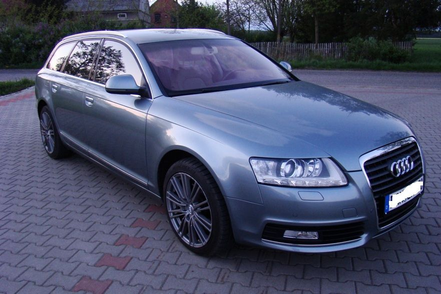 Dezmembrez Audi A6 Facelift 2010 Euro 5 Break