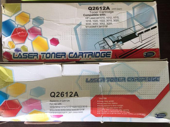 Toner imprimanta laser