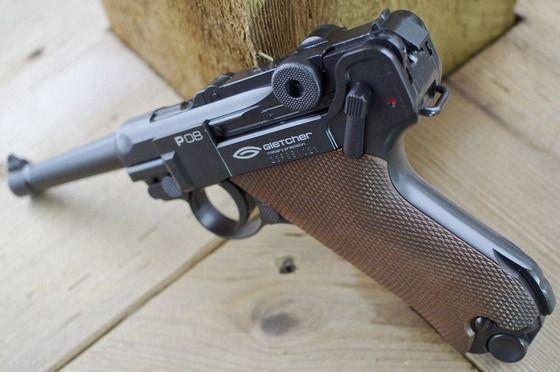 Vand pistol airsoft makarov - FULL METAL - Modificat Ultra PuternicCO2