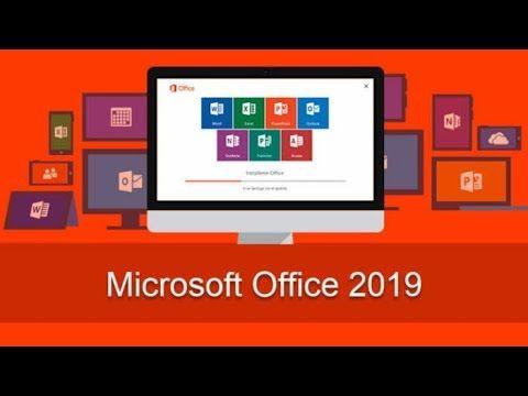 Instalação Microsoft Office 2019