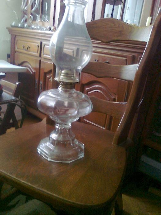 Vintage/Lampa cu gaz/Interbelica