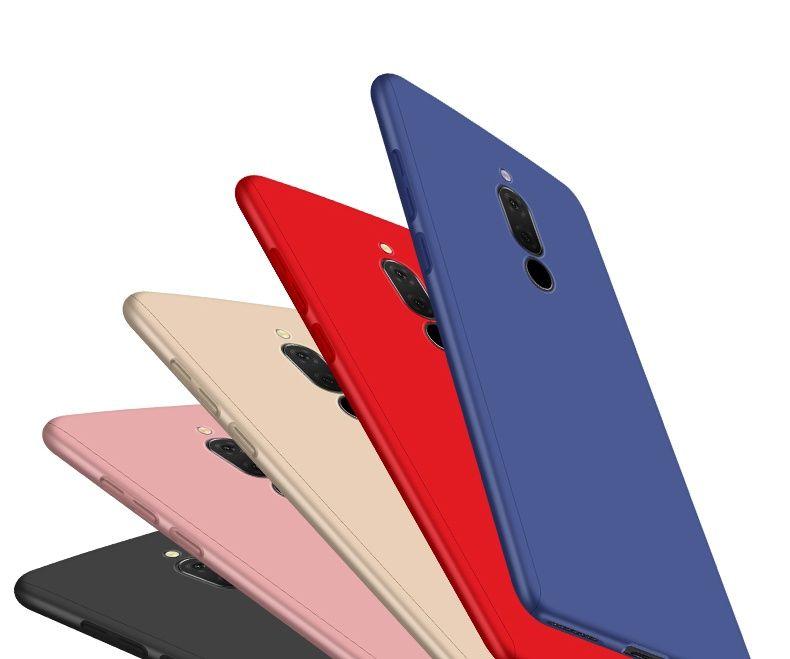 Защита на 360 градуса мат калъф кейс Huawei Mate 10 Lite, Mate 10 Pro