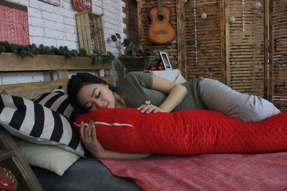 Подушка для беременных и кормящих Алматы - изображение 4