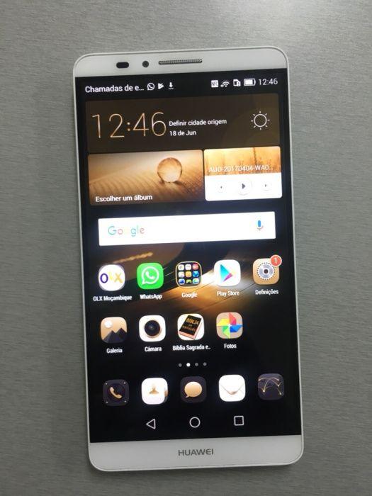 Huawei mate7 fora da caixa