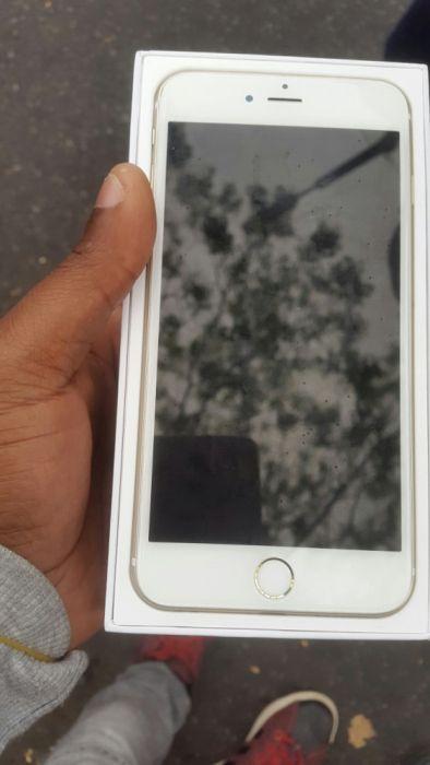Iphone 6 pus 64gb com caixa