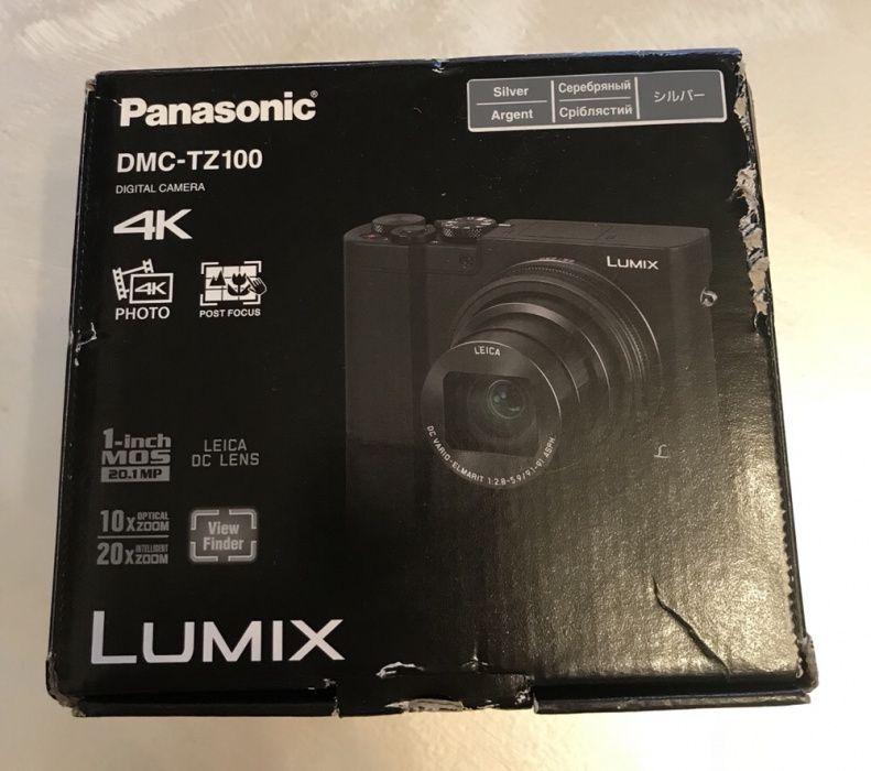 Panasonic DMC TZ100 Nou 0 cadre