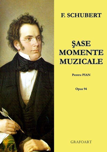 Fr. Schubert - Sase Momente Muzicale op. 94