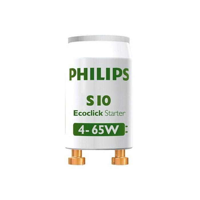 Set 2 startere Philips S10 Ecoclick 4 - 65W