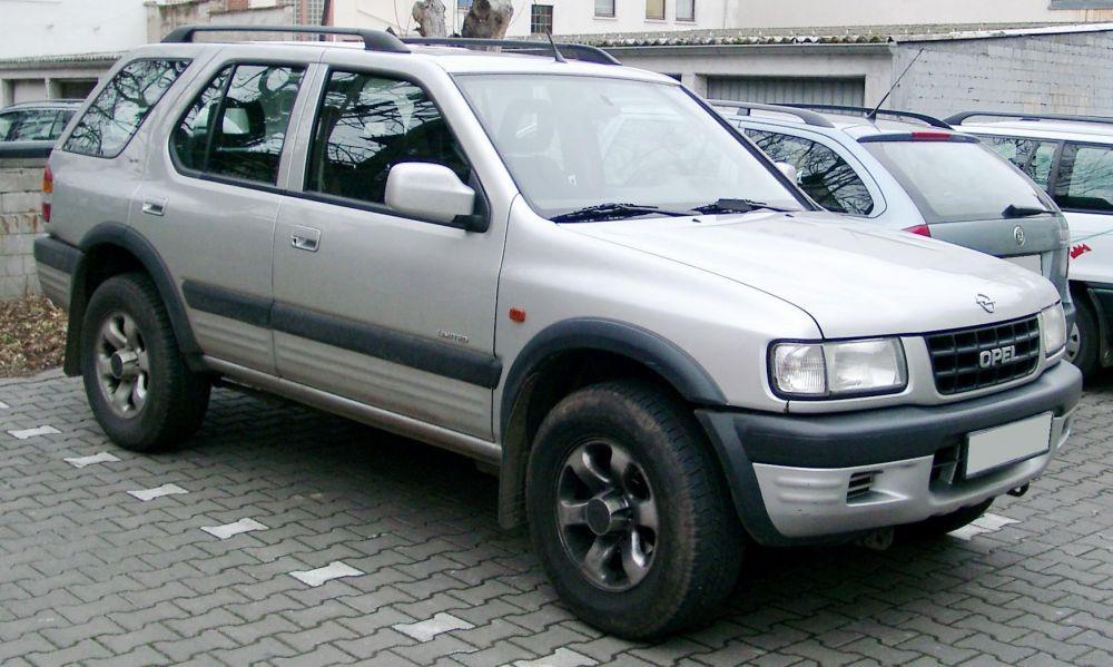 Dezmembrări Opel Frontera b 2,2 D / 2,2 B