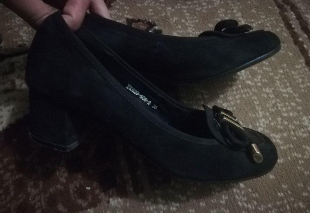 туфли на девочку basconi женские